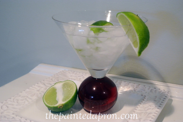 add your own tequila margarita thepaintedapron.com