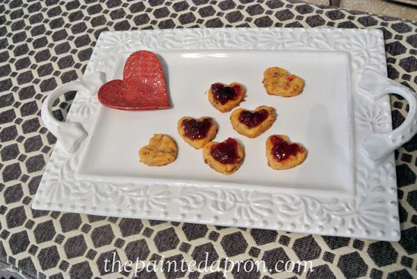 Pimento cheese cookies thepaintedapron.com