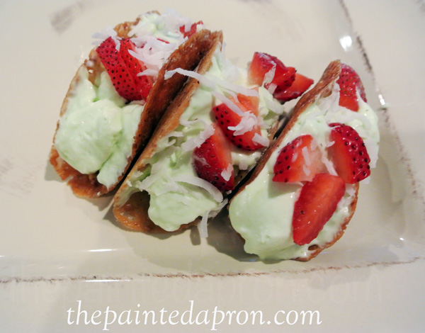 strawberry margarita tacos thepaintedapron.com