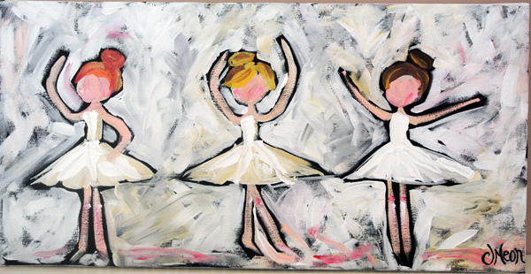 ballerinas thepaintedapron.com