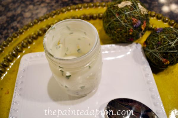 buttermilk dressing thepaintedapron.com