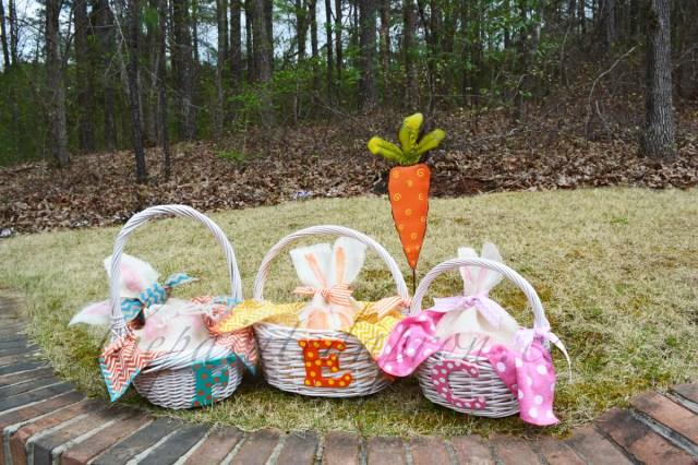 Easter baskets 123 thepaintedapron.com