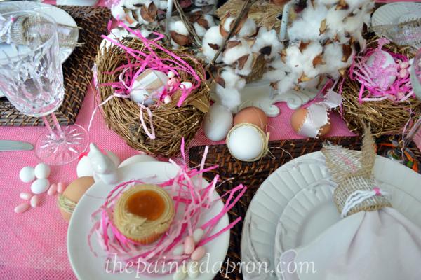 nest eggs thepaintedapron.com