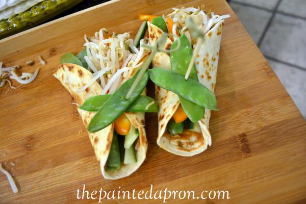 spring roll wraps 4 thepaintedapron.com