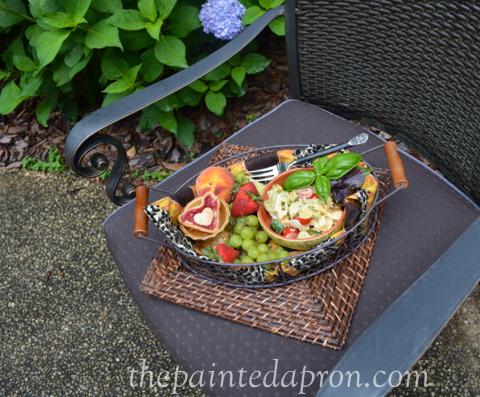 summer lunch thepaintedapron.com