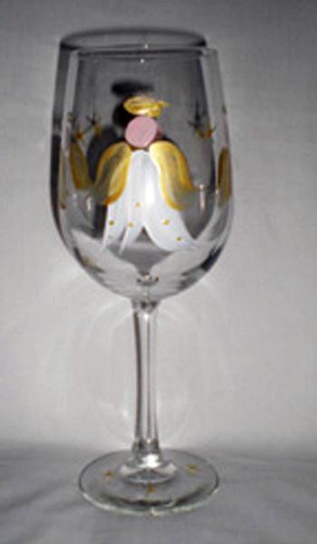 angel glass JMdesigns.com