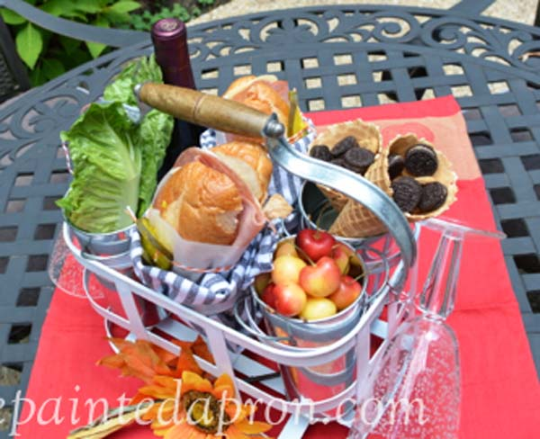 pack a picnic thepaintedapron.com