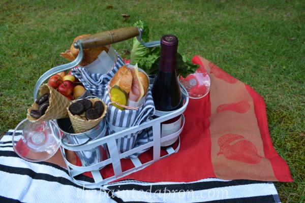 portable picnic thepaintedapron.com
