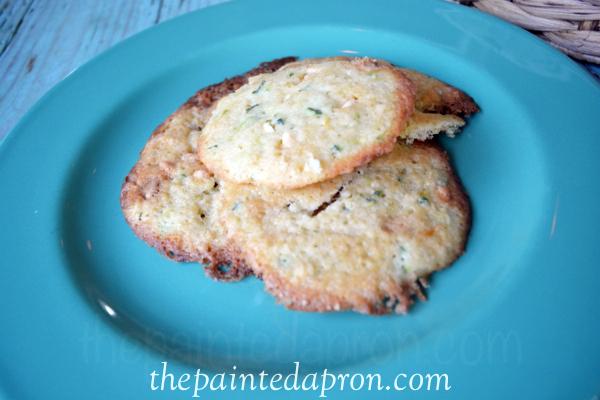 zucchini chip cookies thepaintedapron.com
