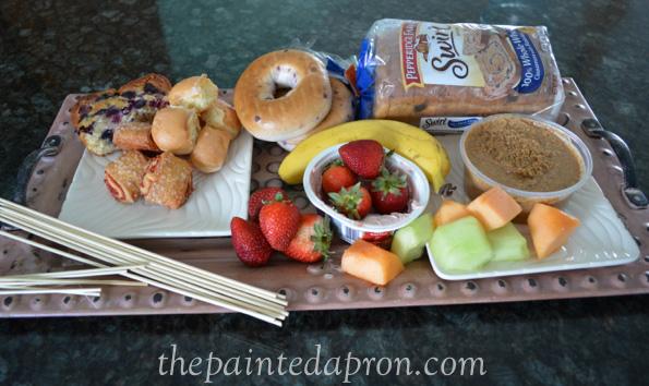 breakfast on the go thepaintedapron.com