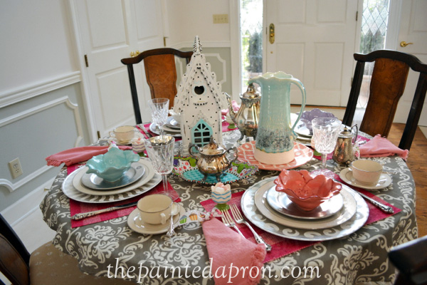 tea party thepaintedapron.com
