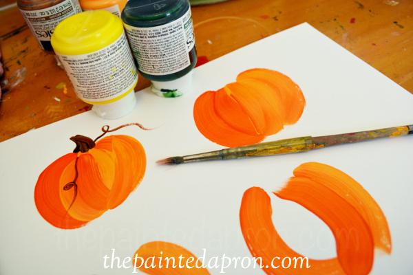 pumpkins 4 thepaintedapron.com