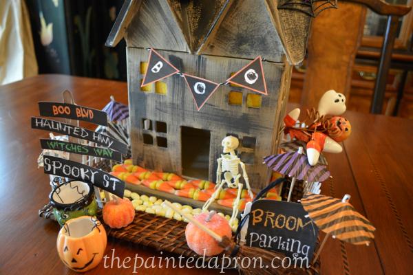Spooky St thepaintedapron.com