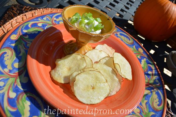 chips thepaintedapron.com