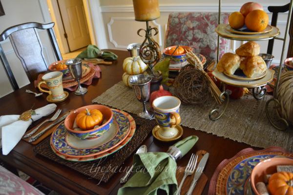 autumn gathering thepaintedapron.com