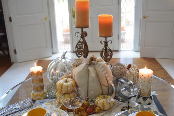 November pumpkins thepaintedapron.com