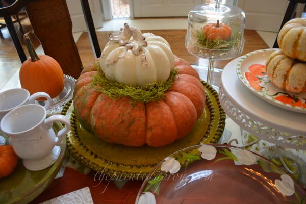 pumpkin stack thepaintedapron.com
