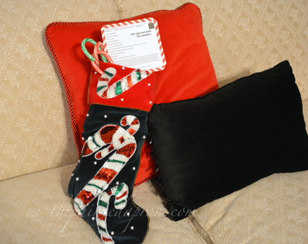 soup in a stocking gift thepaintedapron.com
