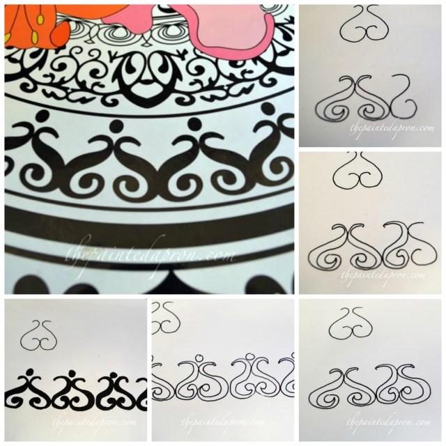 design Collage thepaintedapron.com