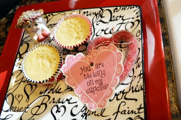 pancakes in a cupcake thepaintedapron.com