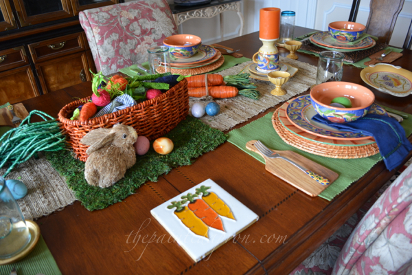 carrots and bunnies thepaintedapropn.com