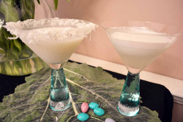 cotton tail martinis thepaintedapron.com