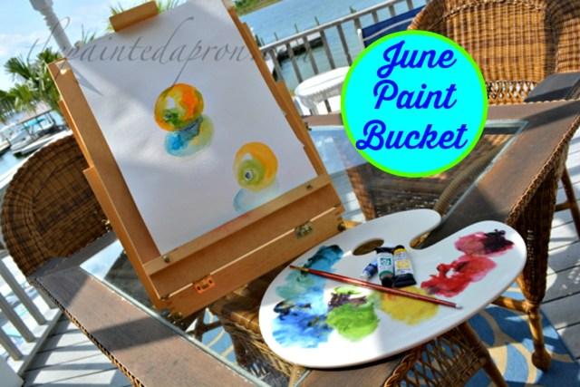 June paint bucket thepaintedapron.com