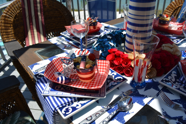 red white and blue table 2 thepaintedapron.com