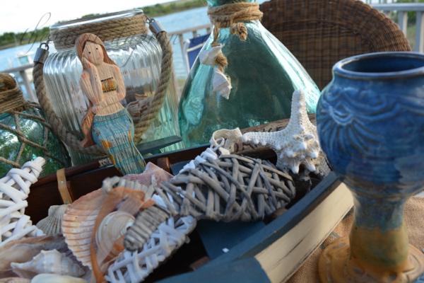 she sells seashells by the seashore thepaintedapron.com