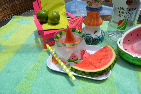 watermelon cocktail 3 thepaintedapron.com