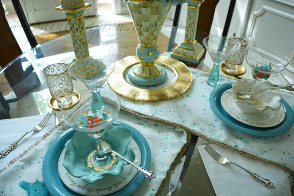 table for 2 thepaintedapron.com
