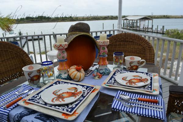 crabby pumpkin