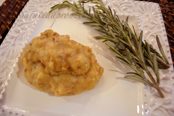 oniony mashed potatoes