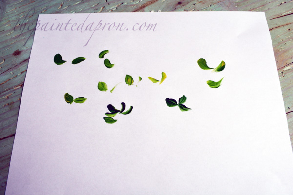 practice leaves