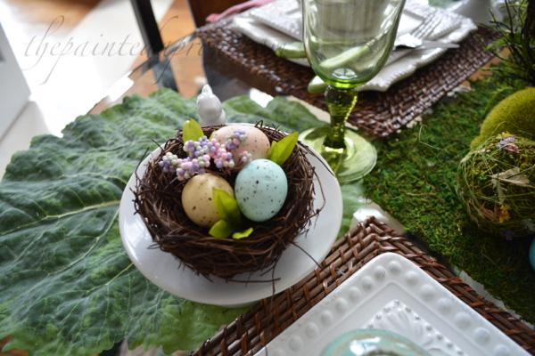 bunnies nest