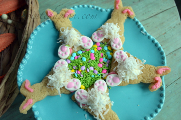 cottontail cookies