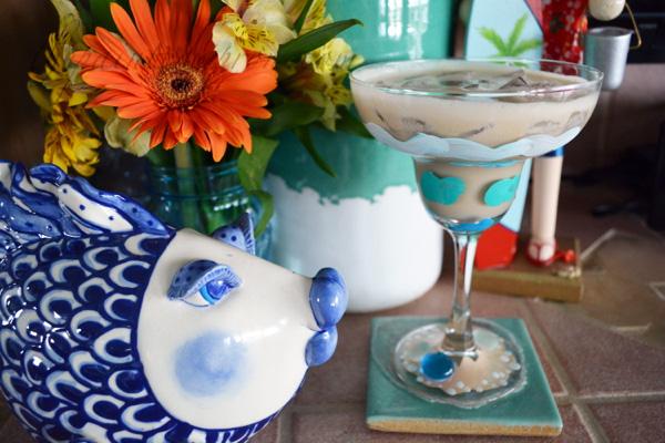 Rum Coffeecake Cocktail 1