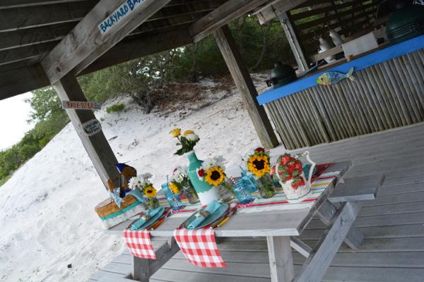 picnic at the backyard bar 3