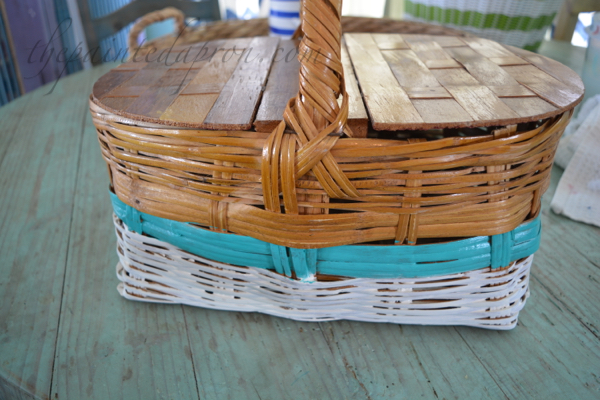 picnic basket update