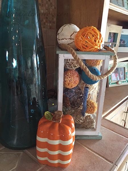 pumpkin-and-lantern