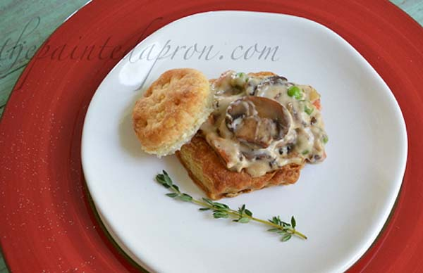 mushroom-puff-pastry