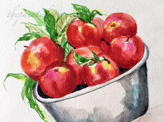 red-apples