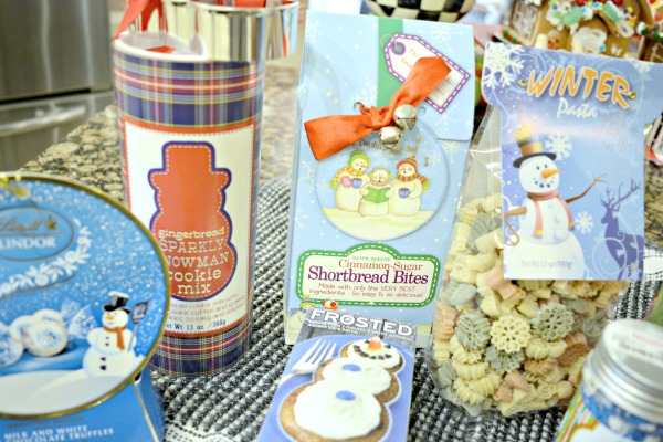 snowmen-items