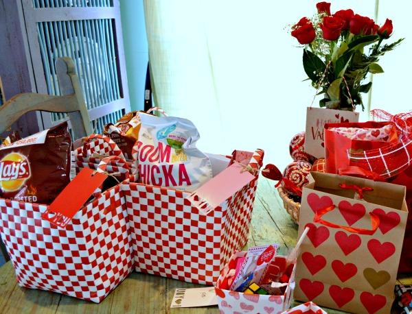 valentine-basket