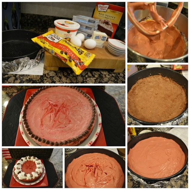 red-velvet-cheesecake-steps
