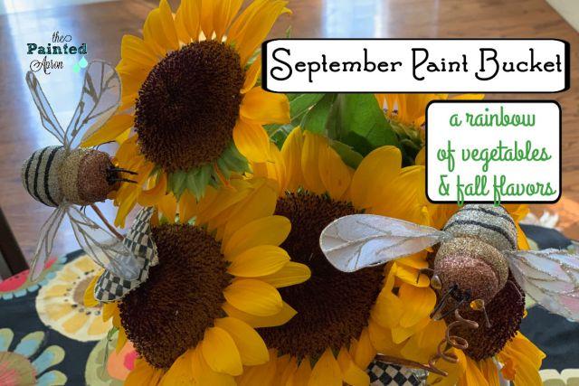 September paint bucket