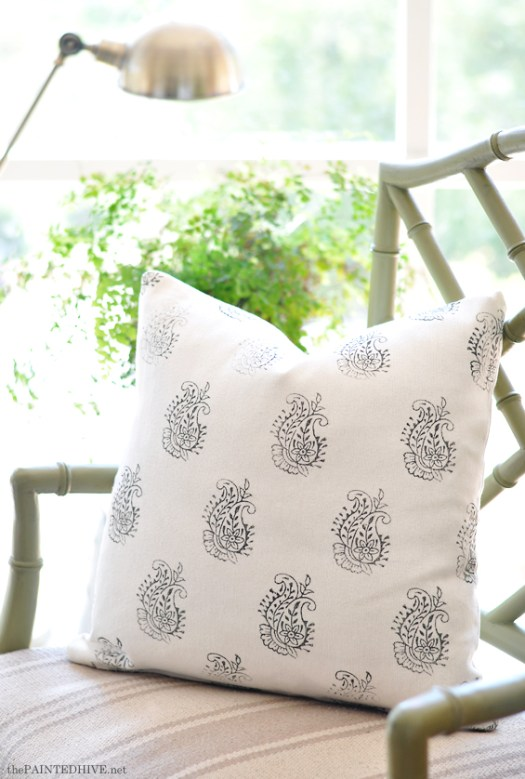 How To Block Print Onto Fabric