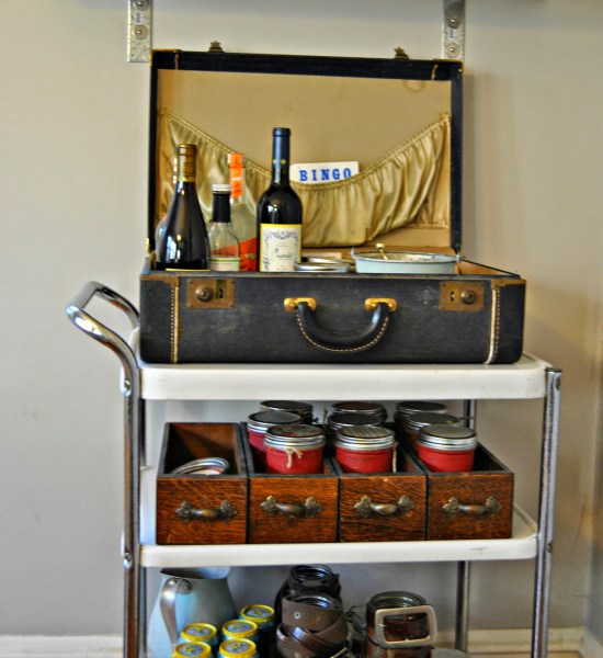 The Suitcase Bar and other free stuff…