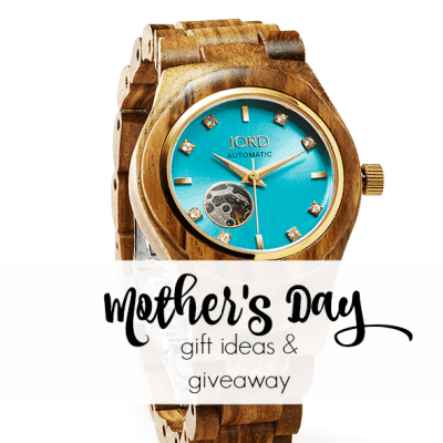 Mother's Day Gift Idea and a GIVEAWAY!
