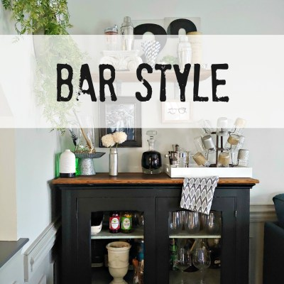 How To Style a Bar